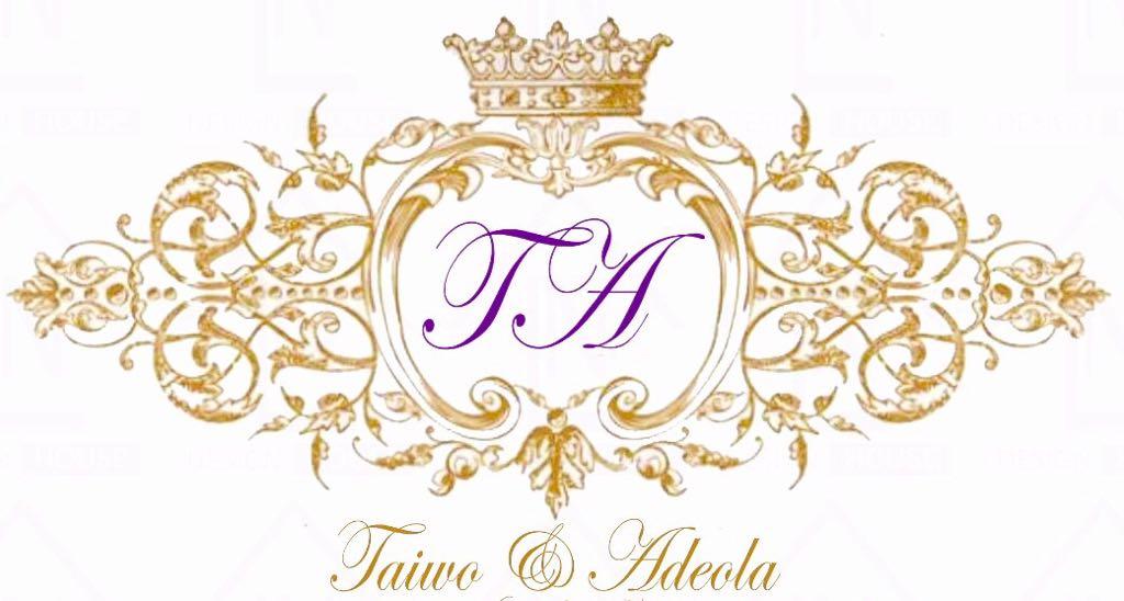 Taiwo and Adeola Wedding